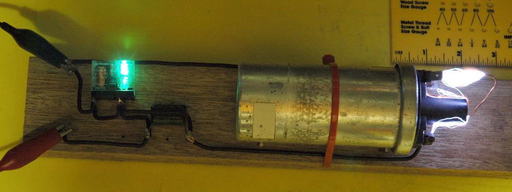 Электроудочка своими руками из катушки зажигания