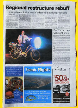 LED BIKE SW Times full page