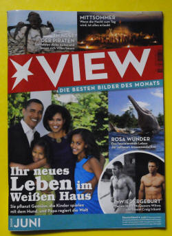 View Mag cover 2009