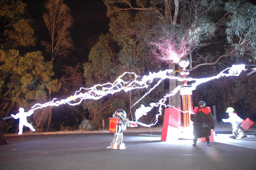 Image result for tesla coils c&c