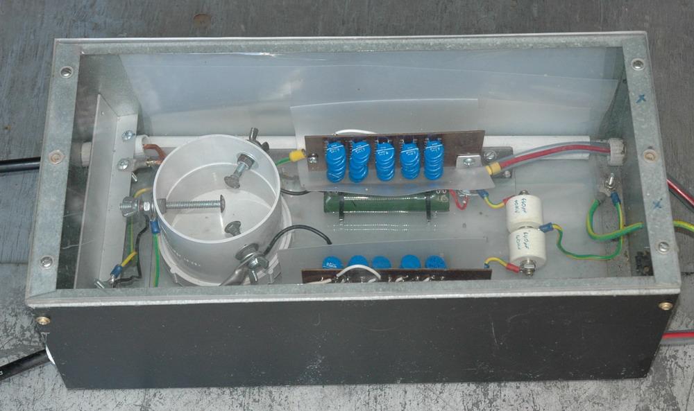 Short Circuit Capacitor